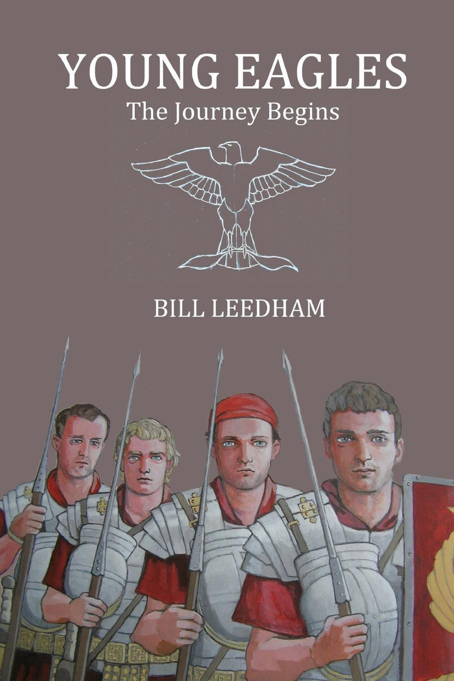 Bill Leedham Young Eagles the soldier s curse