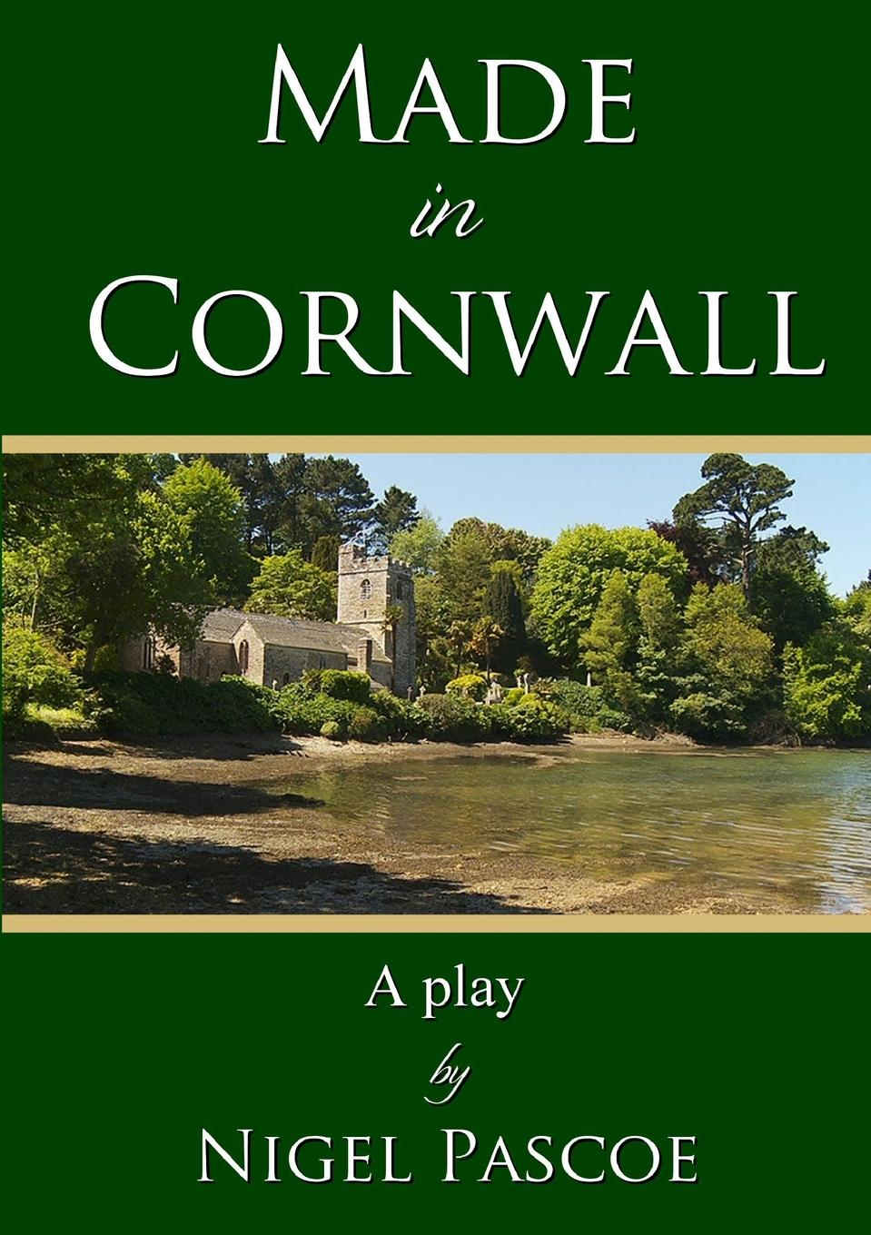 Nigel Pascoe Made In Cornwall collins maps short walks in cornwall