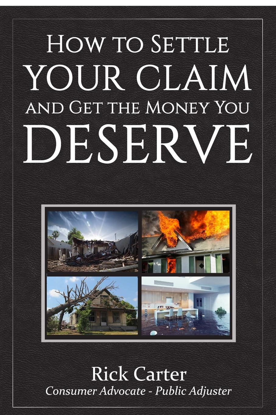 How to Settle Your Claim and Get The Money You Deserve Insurance claim for help for homeowners& property owners with...