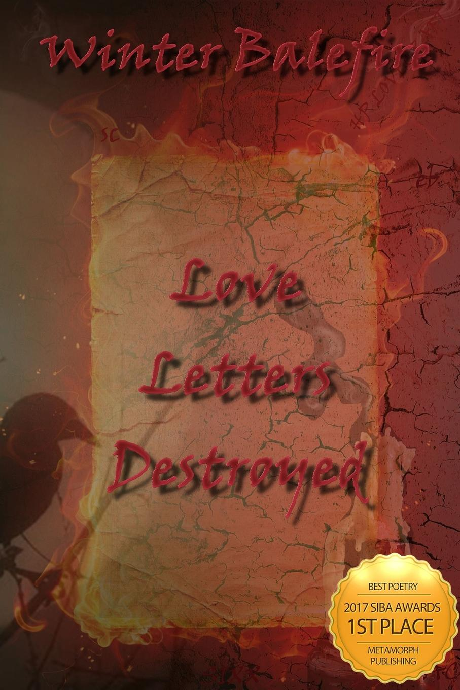 Фото - Winter Balefire Love Letters Destroyed love letters from ladybug farm