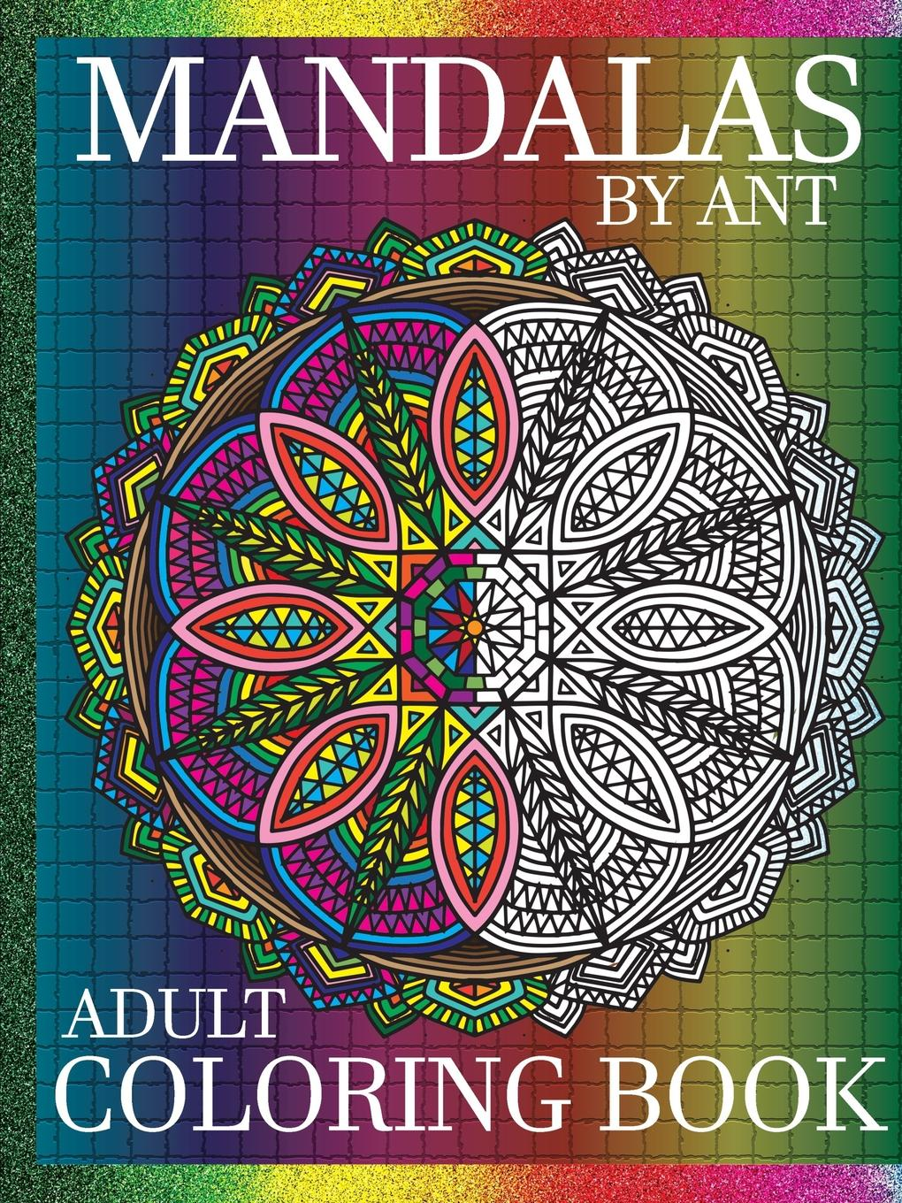 Anthony Teaford Mandalas by Ant cindi myers taking it all off