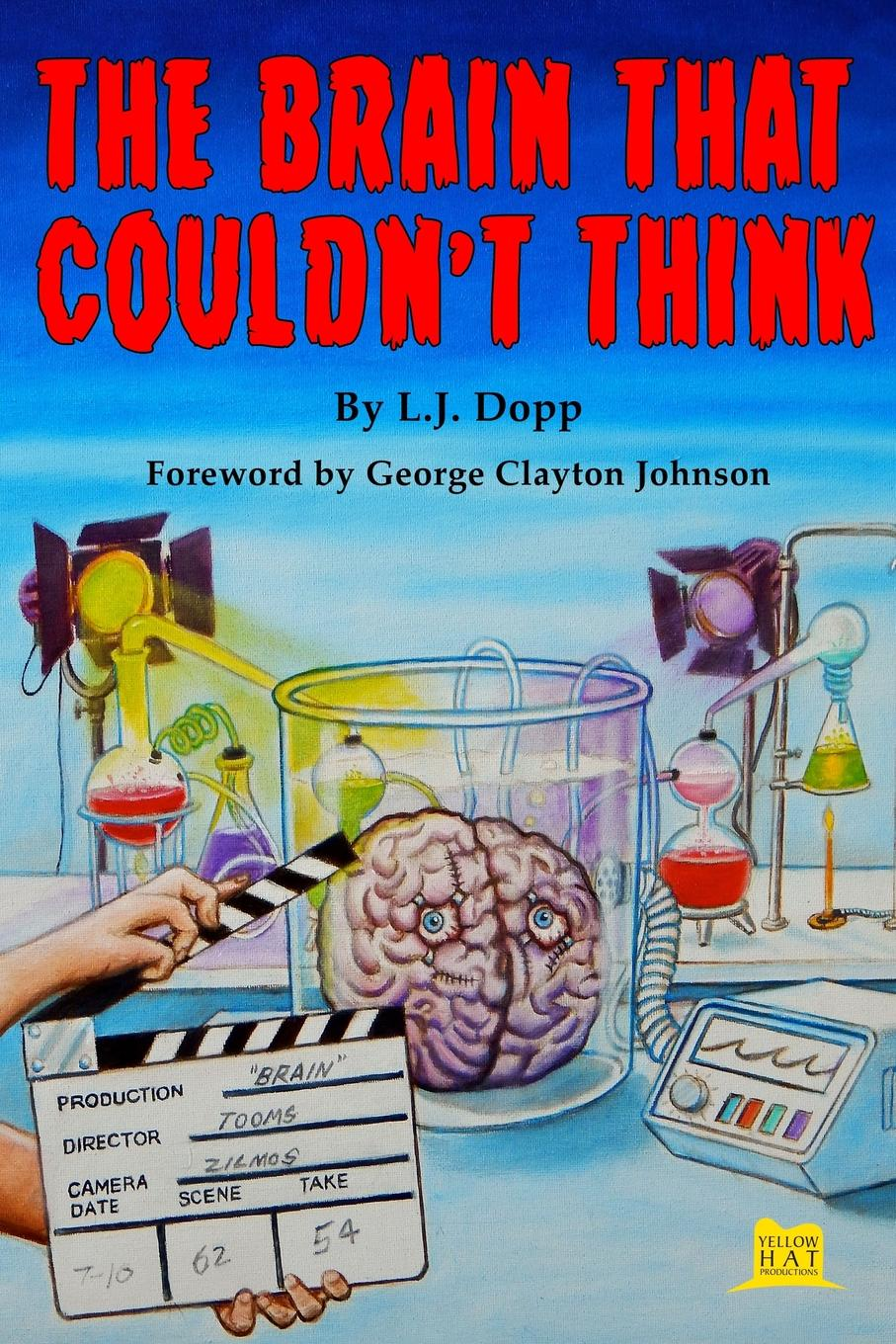 L. J. Dopp The Brain That Couldn.t Think the trouble with j j
