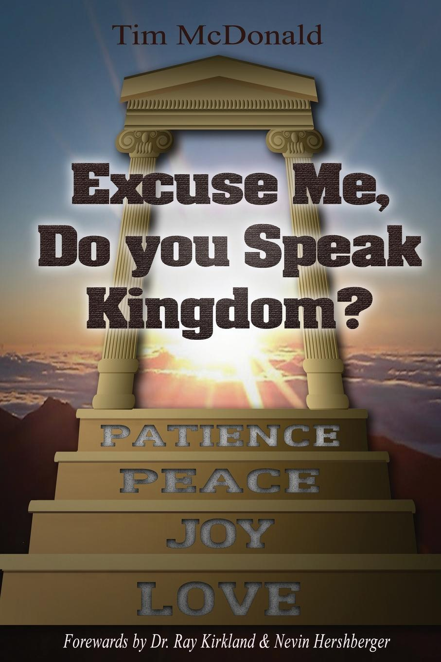 Tim McDonald Excuse Me, Do You Speak Kingdom. nix g the keys to the kingdom book seven lord sunday