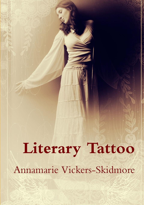 Фото - Annamarie Vickers-Skidmore Literary Tattoo куртка its own brand 502