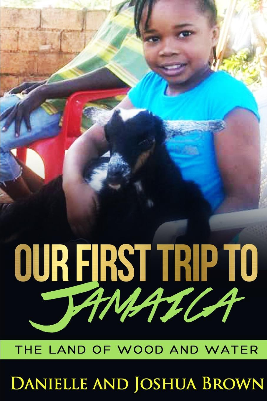 Danielle Brown, Joshua Brown Our First Trip To Jamaica - land of wood and water our first book