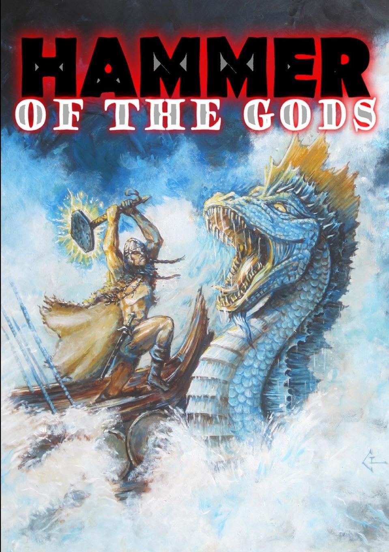 Rogue Planet Press Hammer of the Gods rogue planet press hammer of the gods