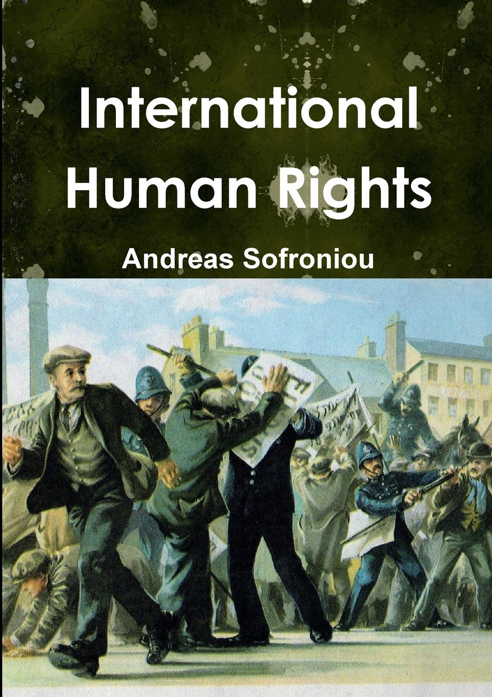 Andreas Sofroniou International Human Rights human rights and people with disability