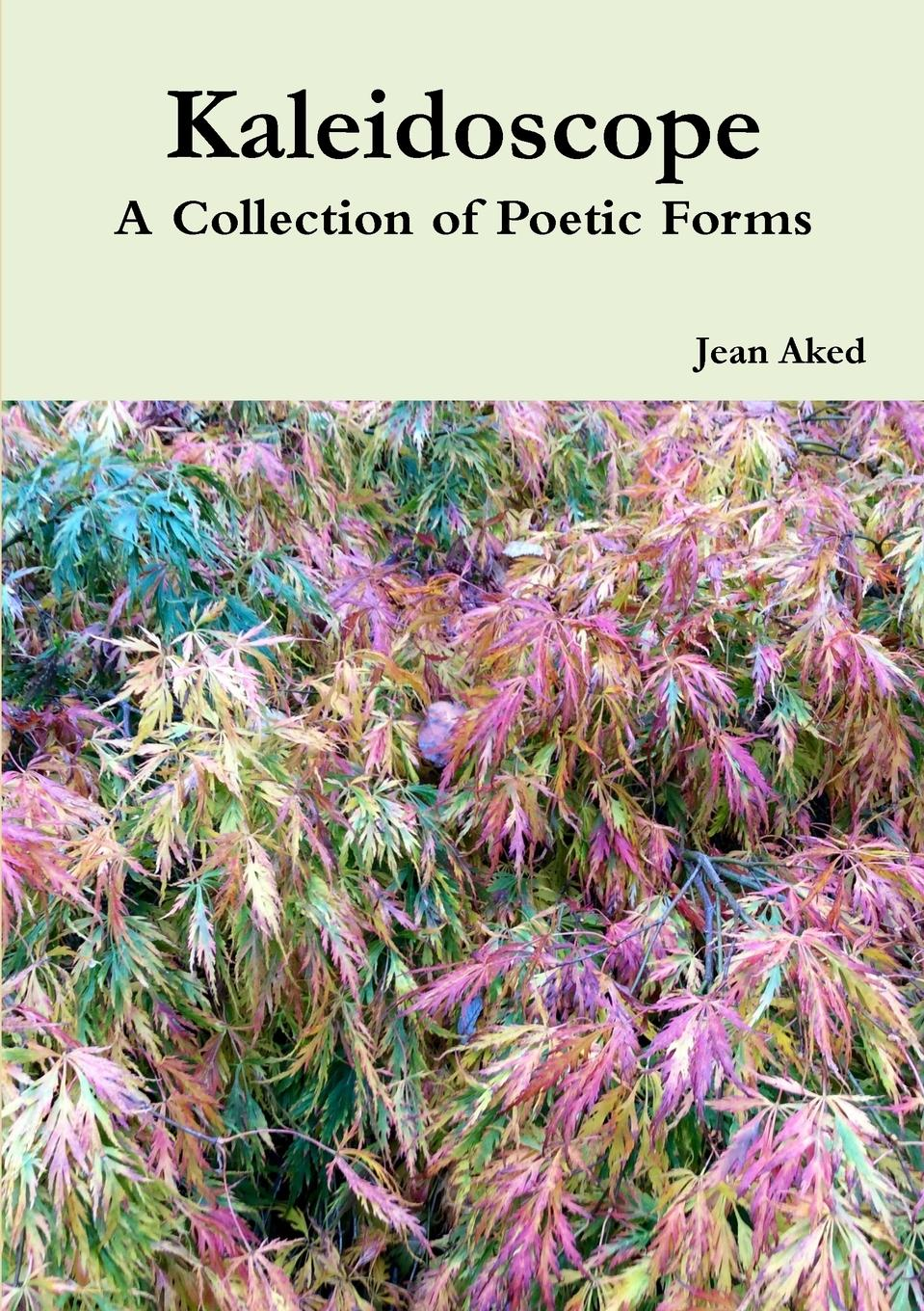 Jean Aked Kaleidoscope. A Collection of Poetic Forms a rogue of my own