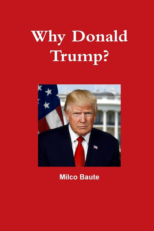 Milco Baute Why Donald Trump. thirteen reasons why