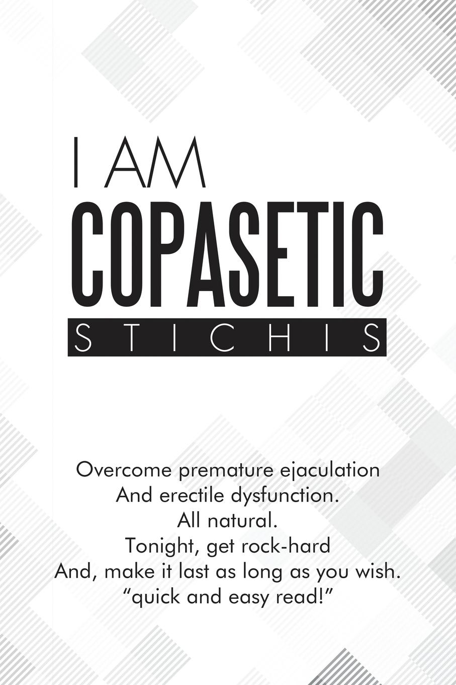 Stichis I Am Copasetic why i am a five percenter