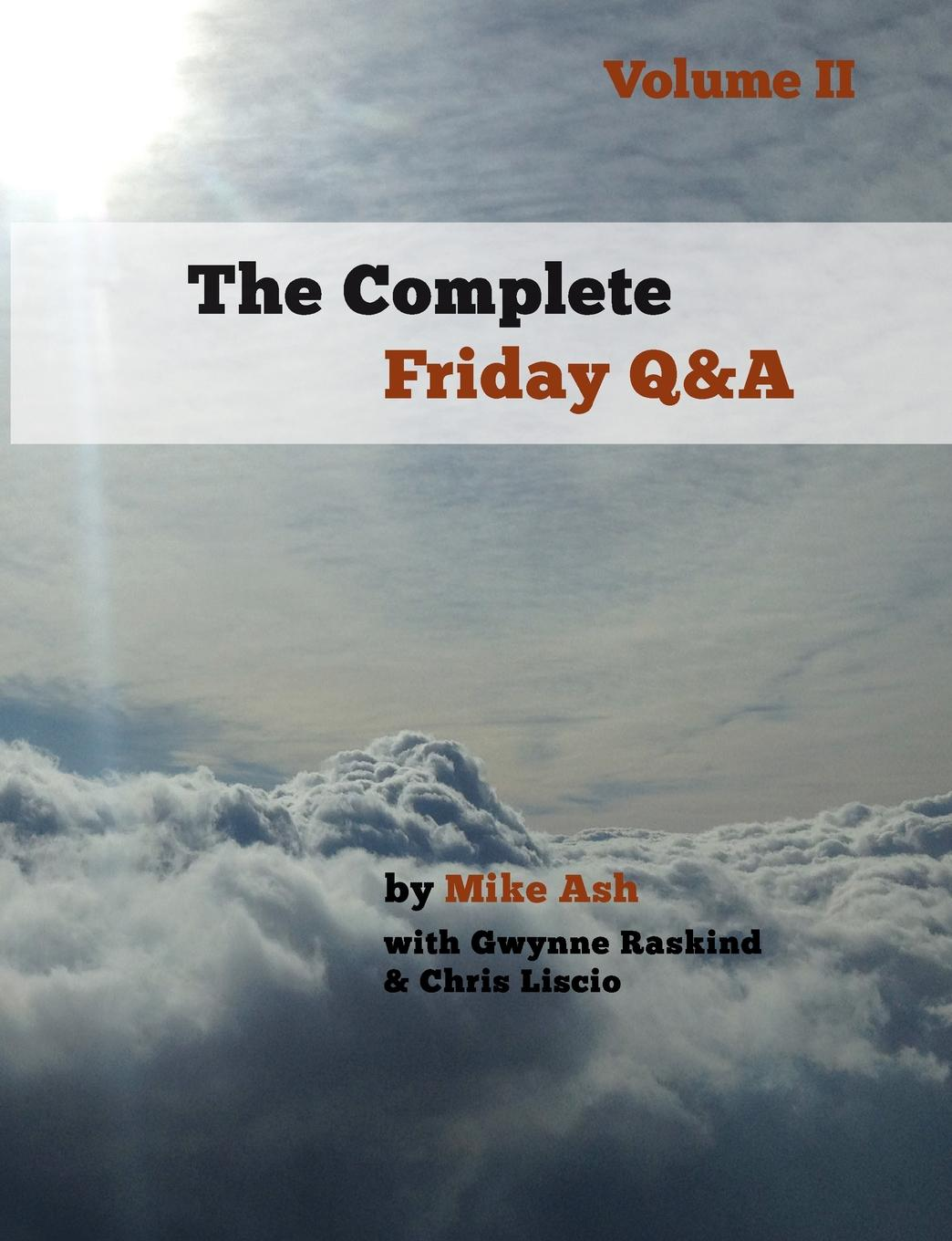 Mike Ash The Complete Friday Q.A. Volume II цена