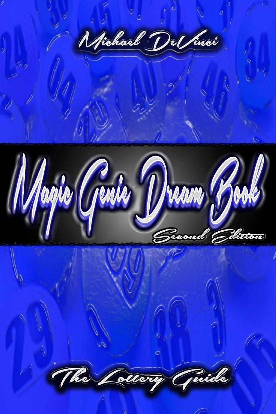 Michael DeVinci Magic Genie Dream Book-Second Edition esoteric meaning of numbers