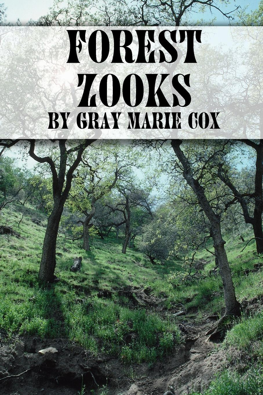 Gray Marie Cox Forest Zooks gray e one girl and her dogs