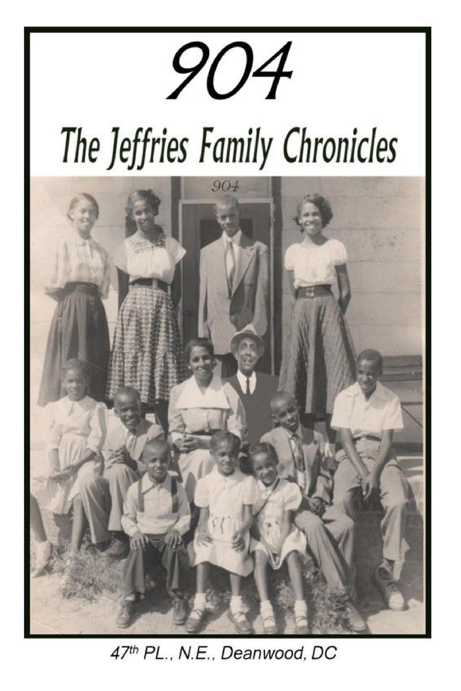 "Книга ""904"" The Jeffries Family Chronicles. The Jeffries Family"