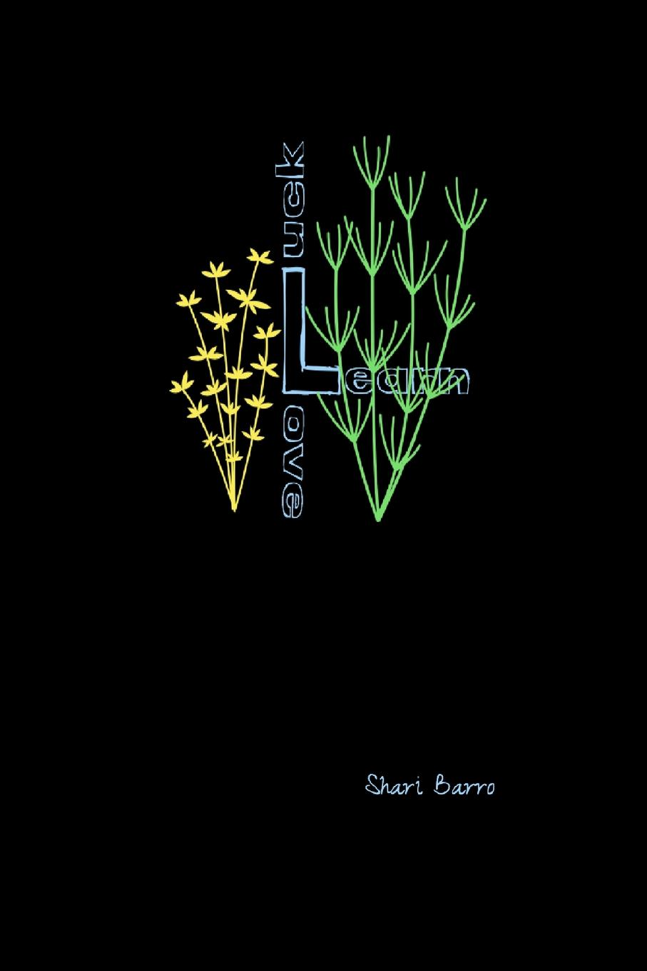 Shari Barro Luck.Learn.Love poems to live by in troubling times