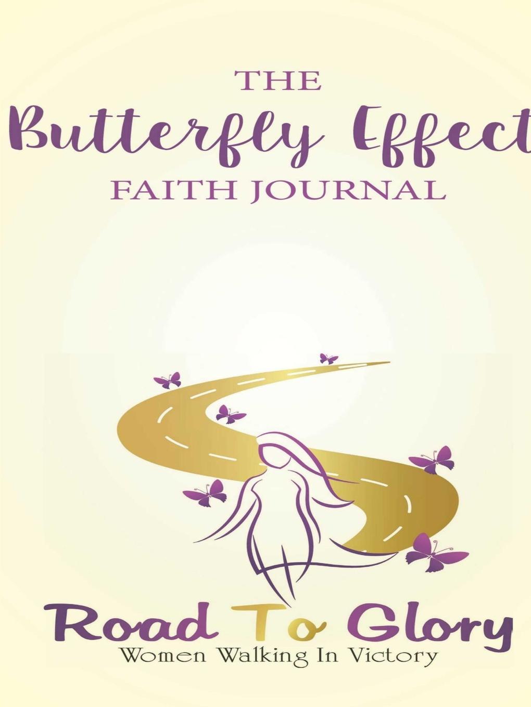 LaShaela Williams The Butterfly Effect hashtagaday a hashtag journal