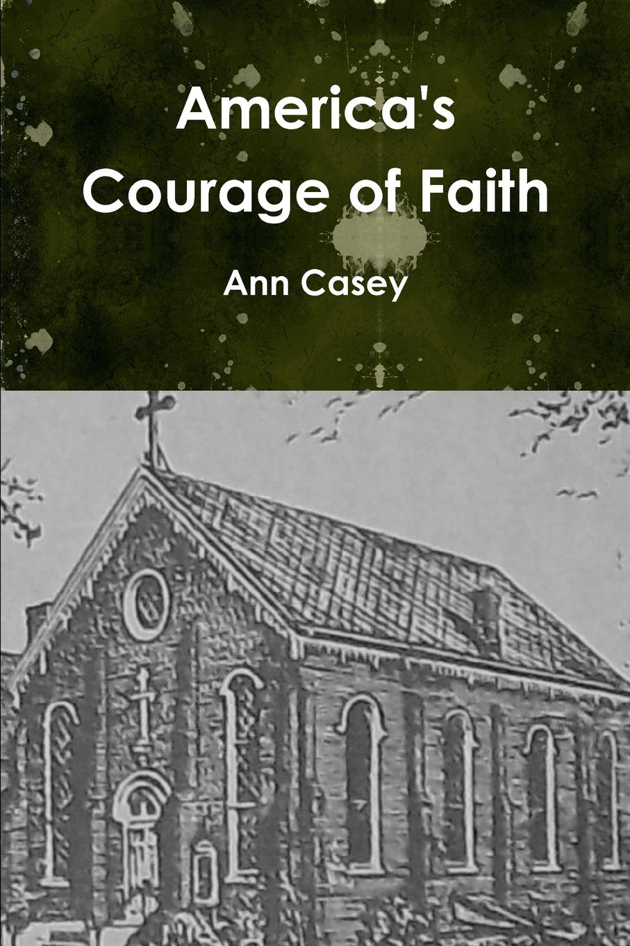 Ann Casey America.s Courage of Faith no doubt no doubt no doubt lp