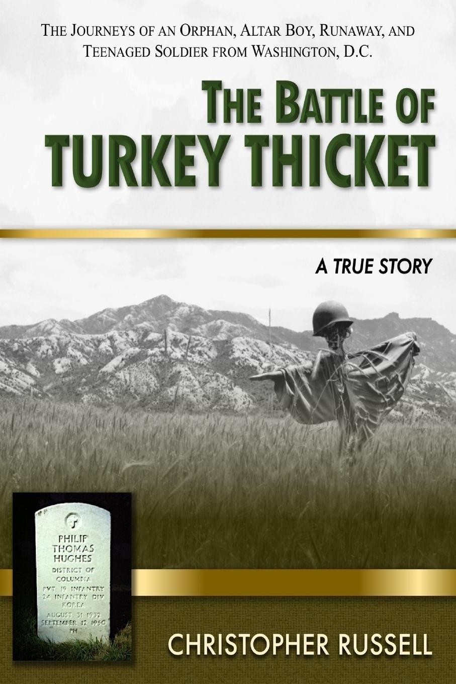 Christopher Russell The Battle of Turkey Thicket wild turkey wild turkey battle hymn remastered edition