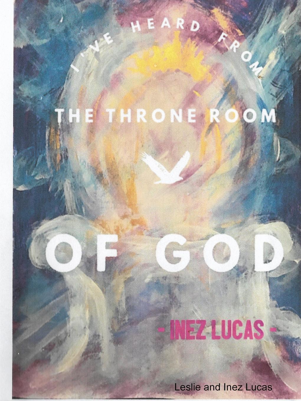 Leslie Lucas, Inez Lucas Throne Room diana her true story in her own words