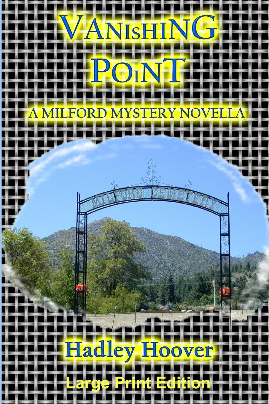 Hadley Hoover Vanishing Point. A Milford Mystery Novella (LP) silver mechanical pocket watch man smooth case open two vintage father stylish wind roman number hour good quality short chain