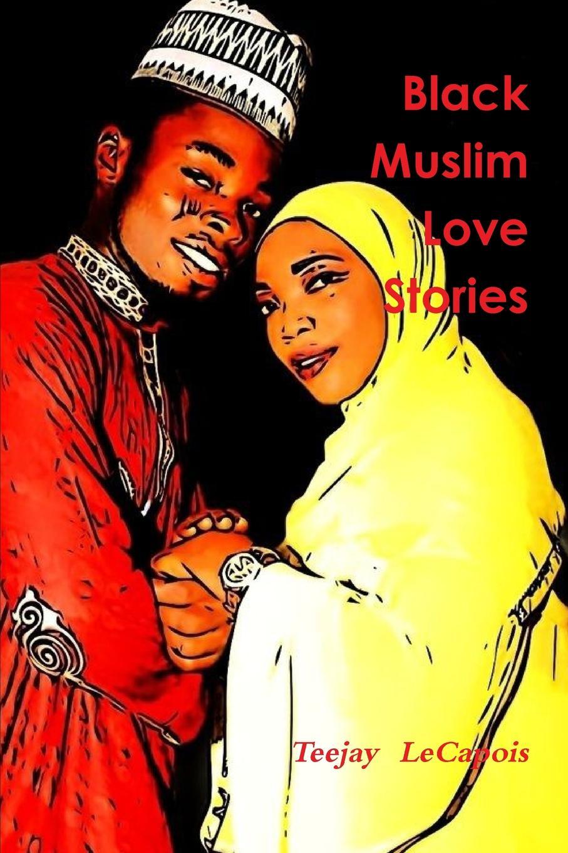 Teejay LeCapois Black Muslim Love Stories islamic muslim culture surah arabic bismillah allah vinyl stickers