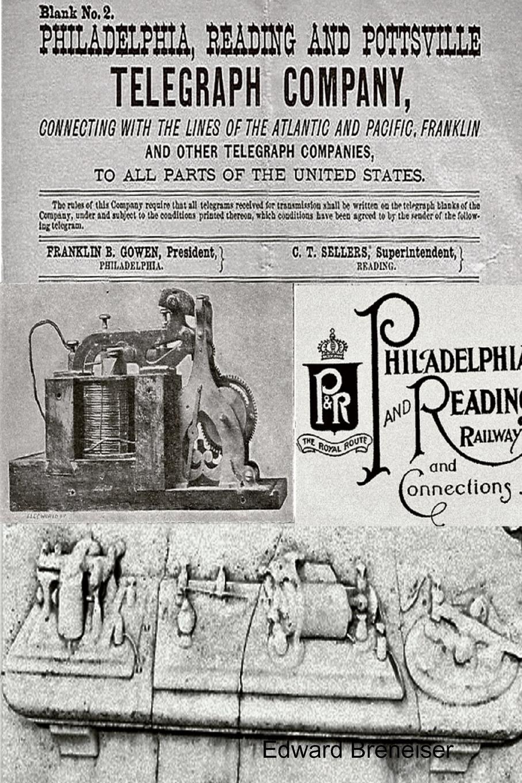 Edward Breneiser Philadelphia Reading . Pottsville Telegraph Company now i m reading level 2 rhyme time