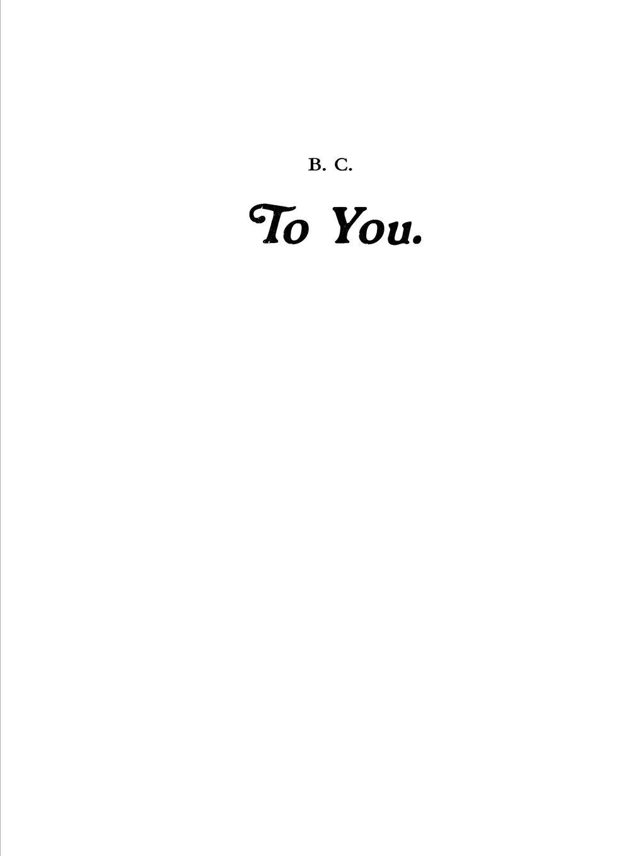 B. C., A. B. To You. цена