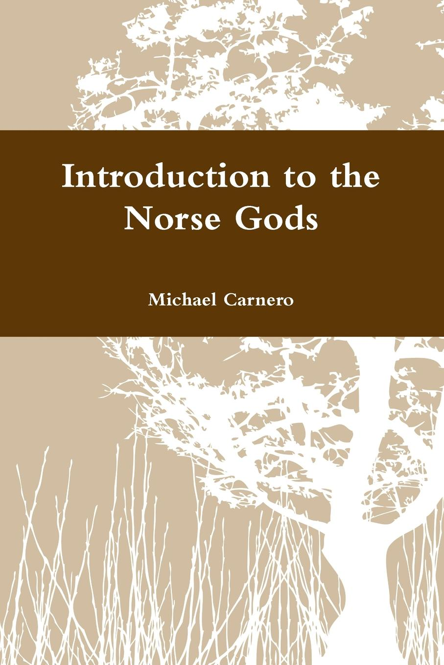 Michael Carnero Introduction to the Norse Gods d aulaires book of norse myths