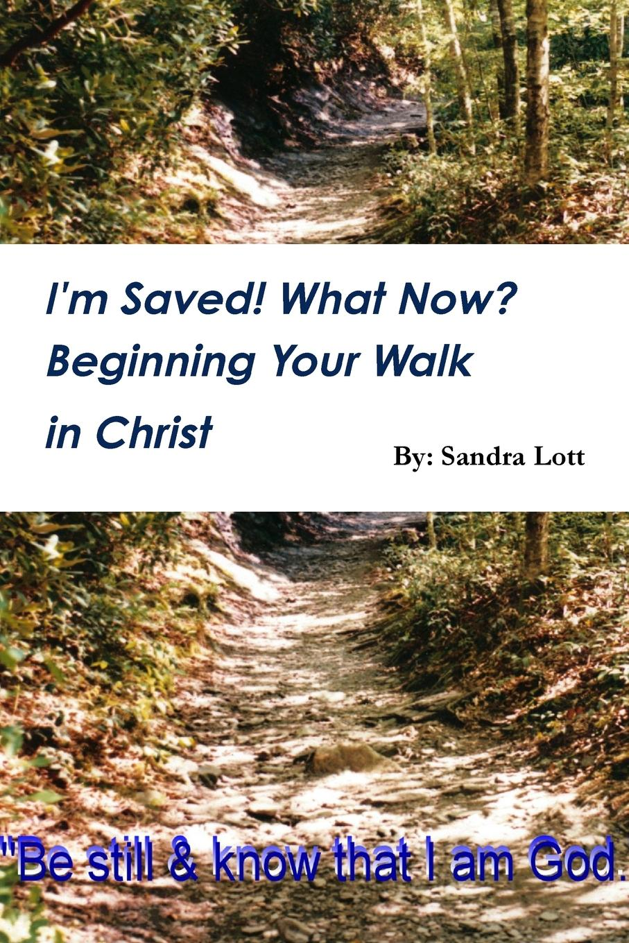 Sandra Lott I.m Saved. What Now. Beginning Your Walk in Christ larry f wolf policing peace what america can do now to avoid future tragedies