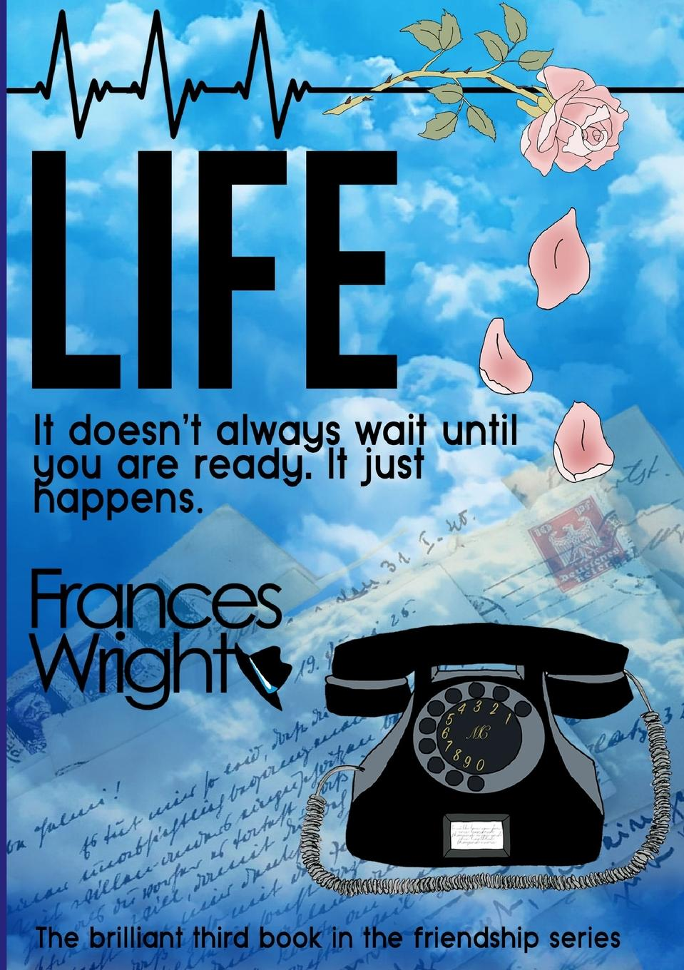 Frances Wright Life norriss a friends for life