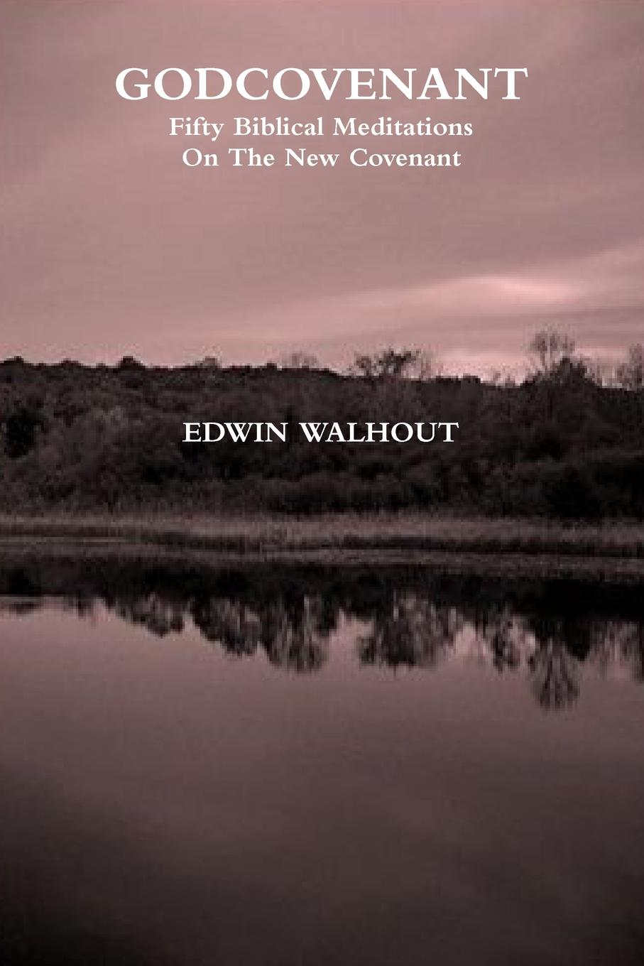 Edwin Walhout GODCOVENANT. Fifty Biblical Meditations On The New Covenant book of america – inside fifty states today