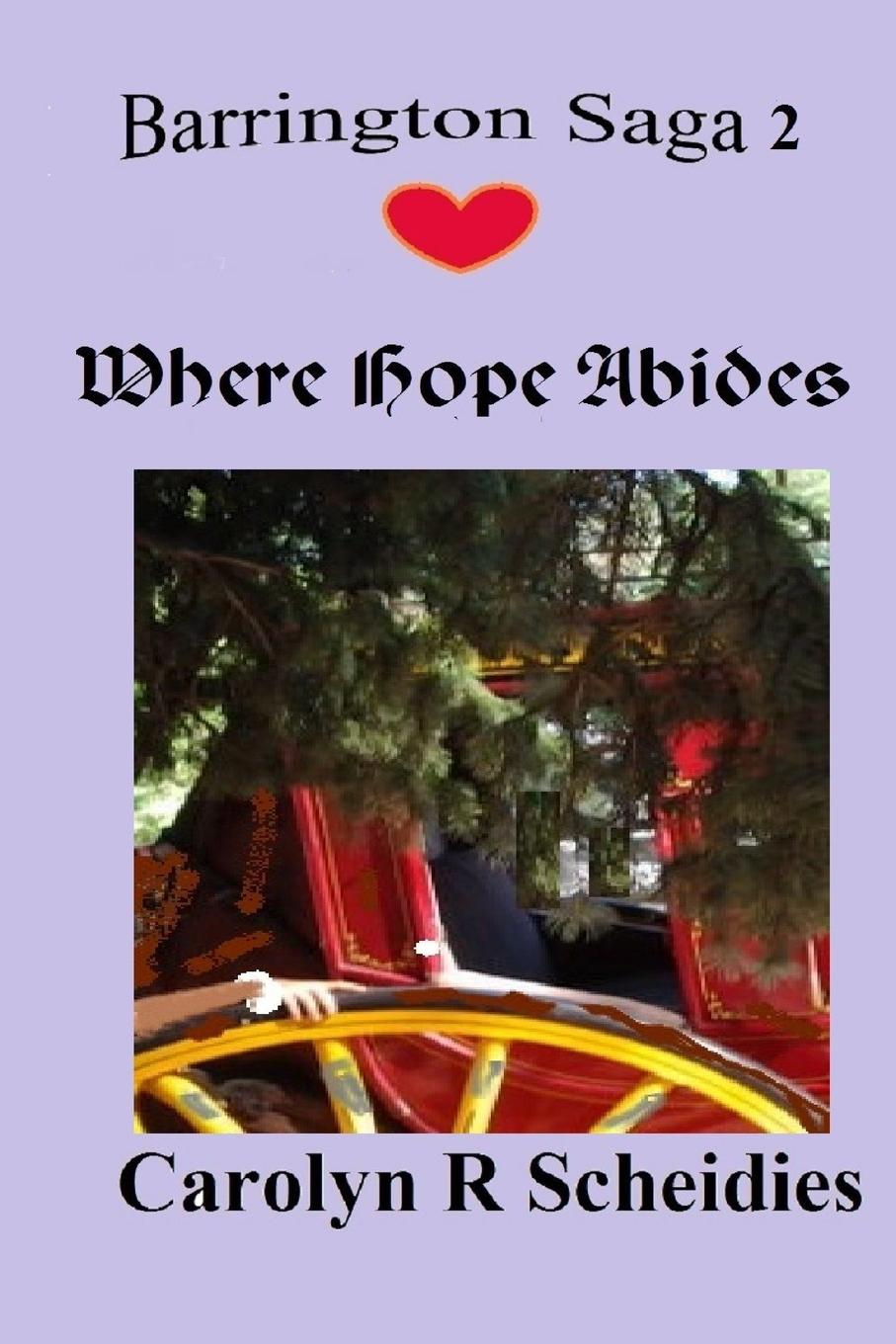 Carolyn R Scheidies Where Hope Abides nina rae springfields the power of hope
