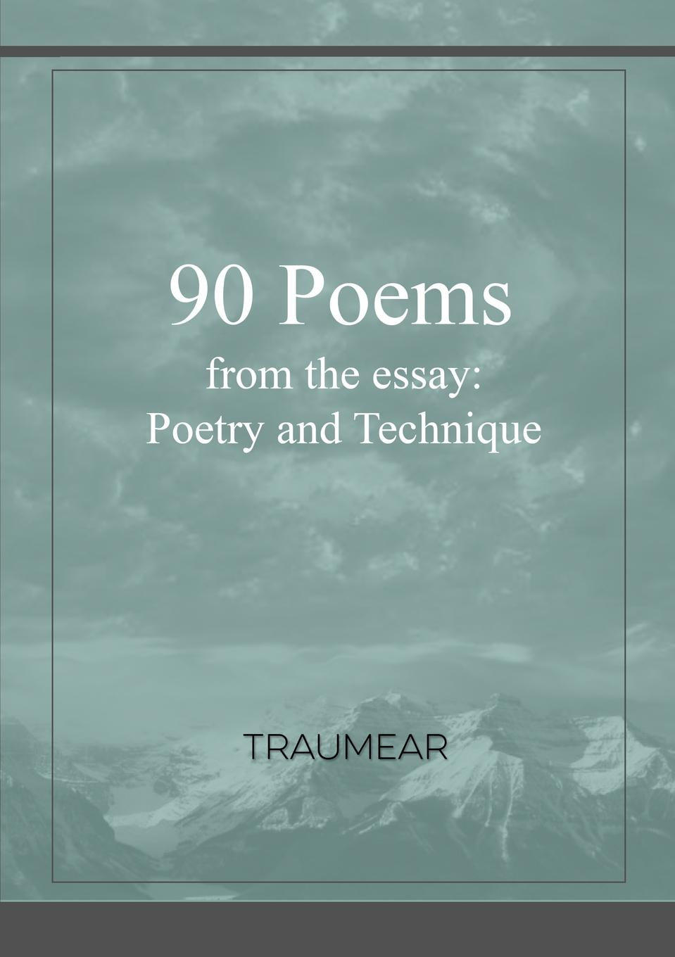 Traumear 90 Poems все цены