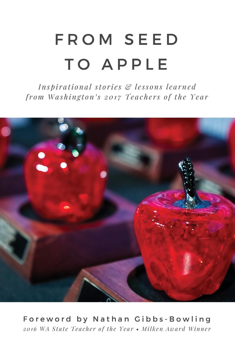 Washington State Teachers of the Year From Seed to Apple - 2017 ronald mak the martian principles for successful enterprise systems 20 lessons learned from nasa s mars exploration rover mission