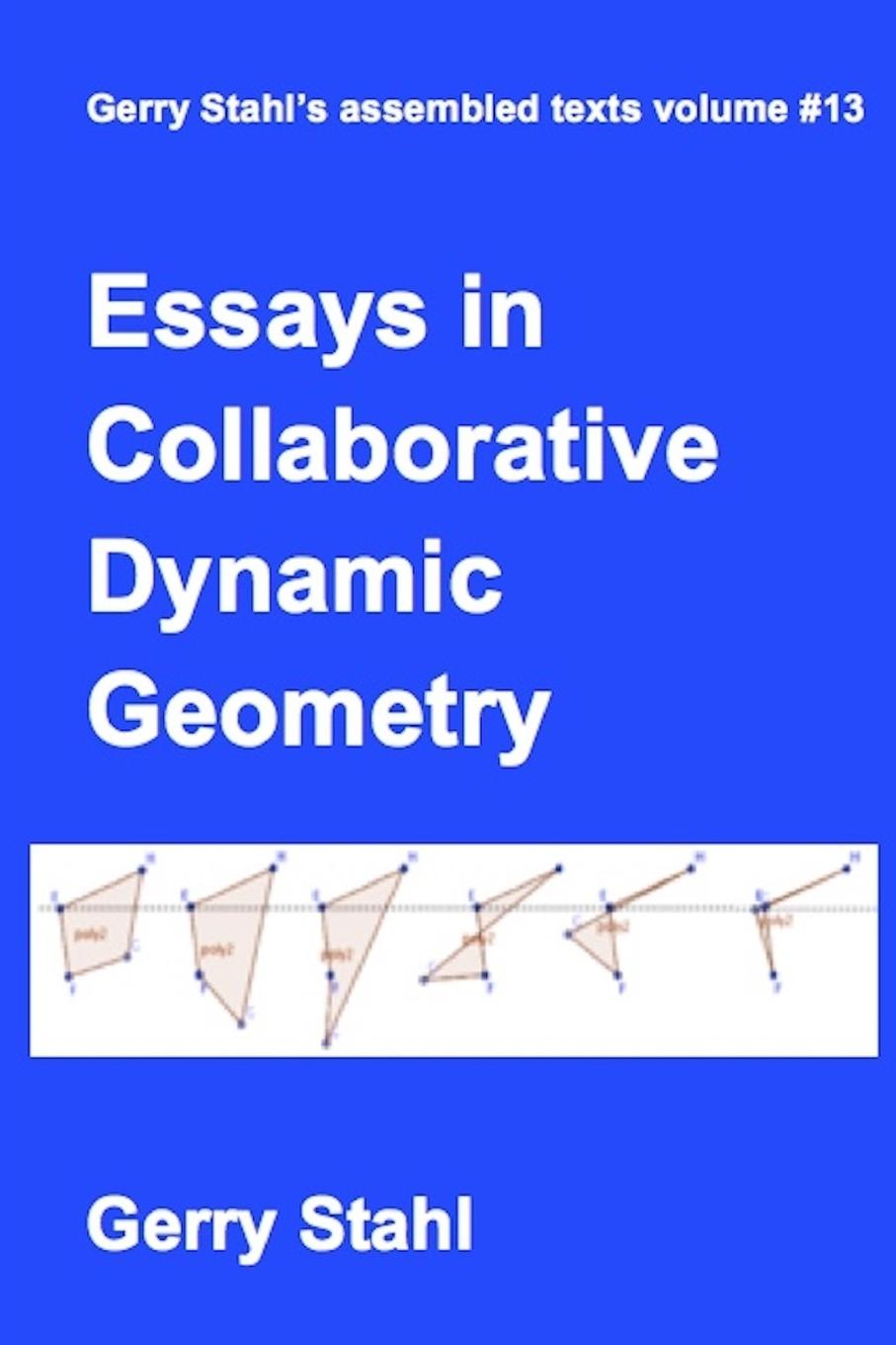 Gerry Stahl Essays in Collaborative Dynamic Geometry cryptography using dynamic rotation