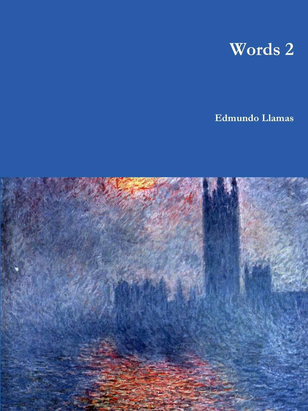 Edmundo Llamas Words 2 цены онлайн