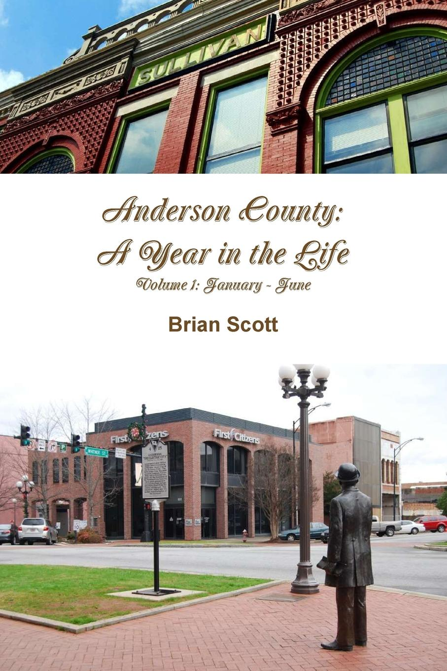 Brian Scott Anderson County. A Year in the Life Volume I: January - June scott w life of napoleon volume 1