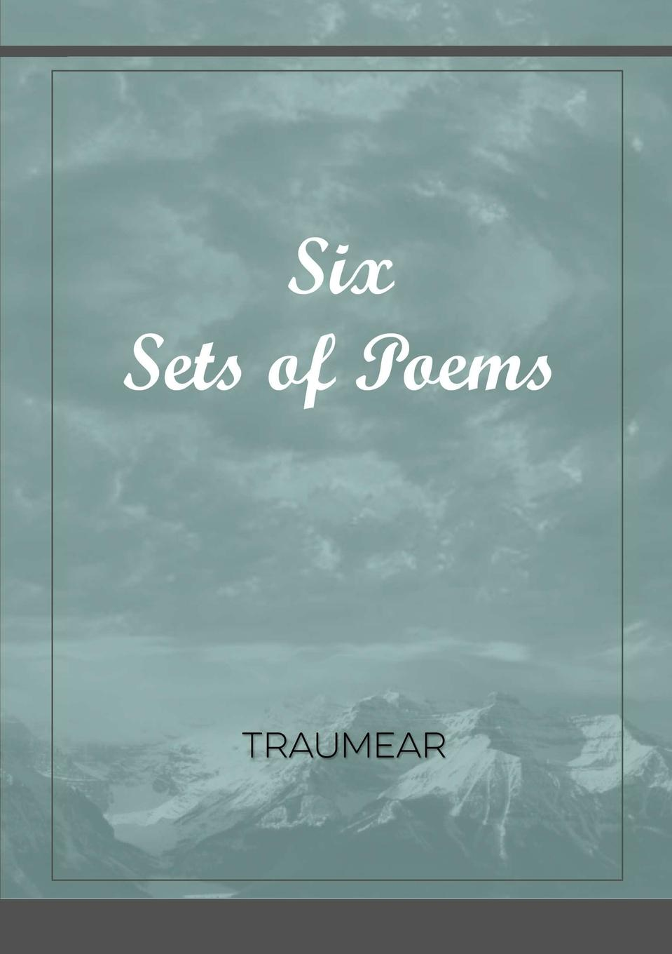Traumear Six Sets of Poems все цены