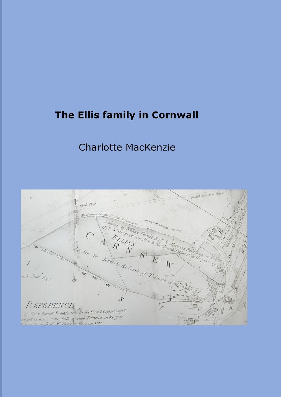 Charlotte MacKenzie The Ellis family in Cornwall the family mousetrap
