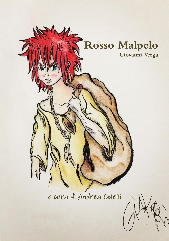 купить Giovanni Verga Rosso Malpelo онлайн