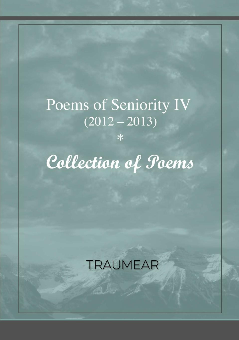 Traumear Poems of Seniority IV - Isn.t it wonderful цены