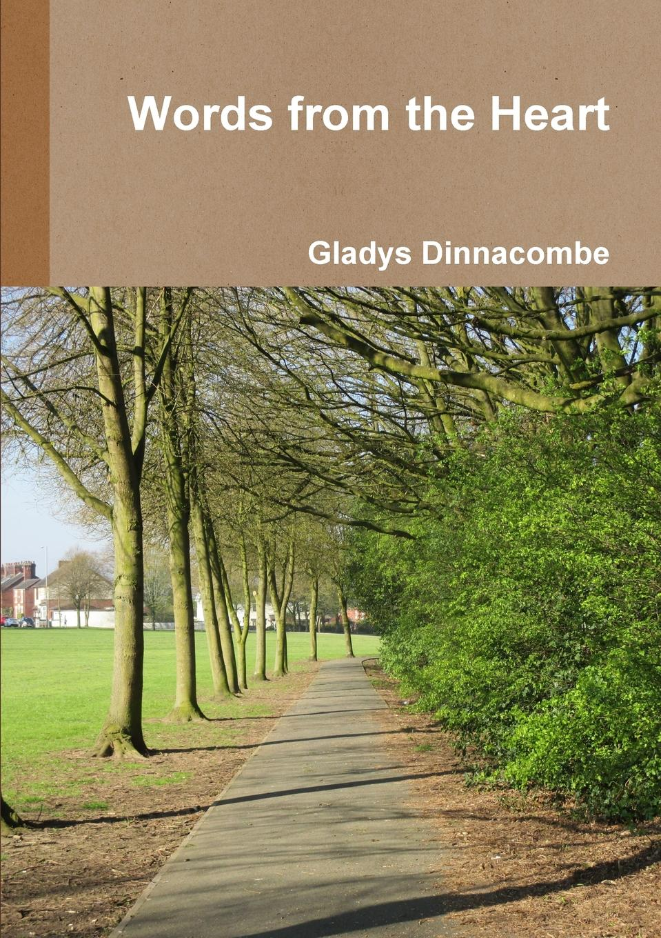 Gladys Dinnacombe Words from the Heart blog
