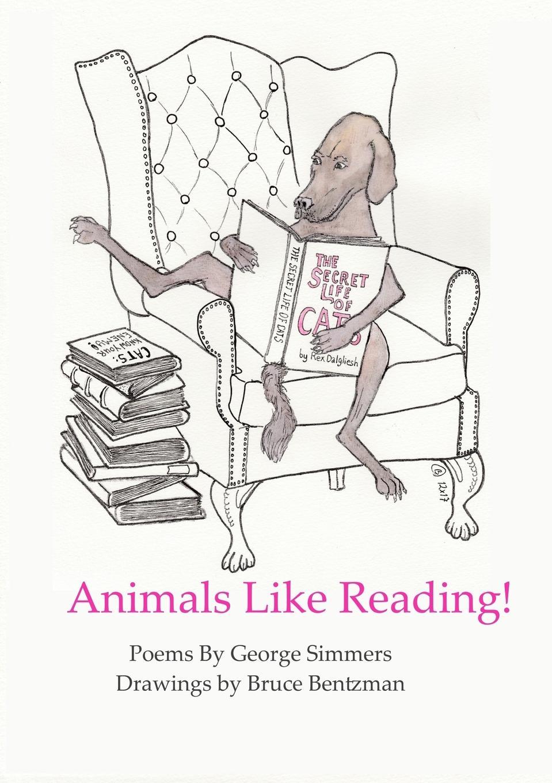 George Simmers Animals Like Reading. john george wood bible animals