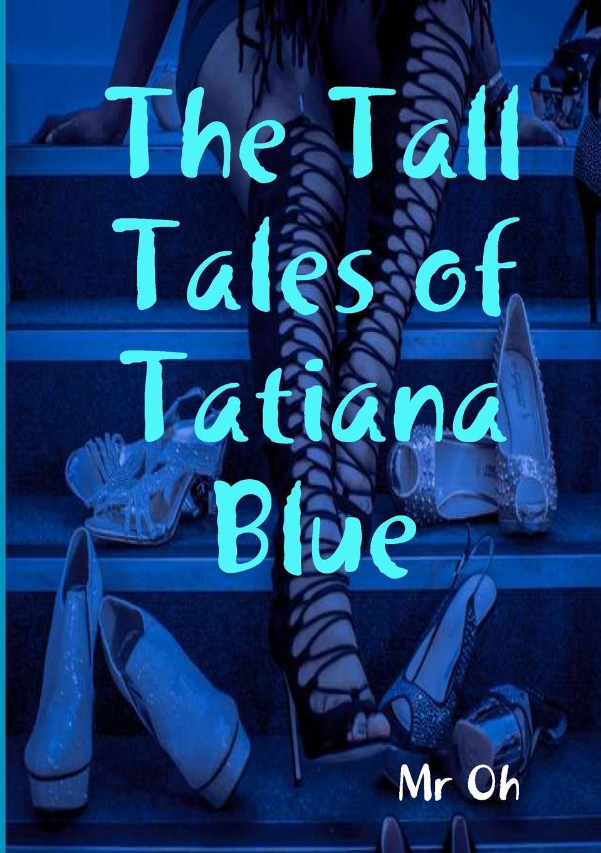 Mr Oh The Tall Tales of Tatiana Blue a spool of blue thread