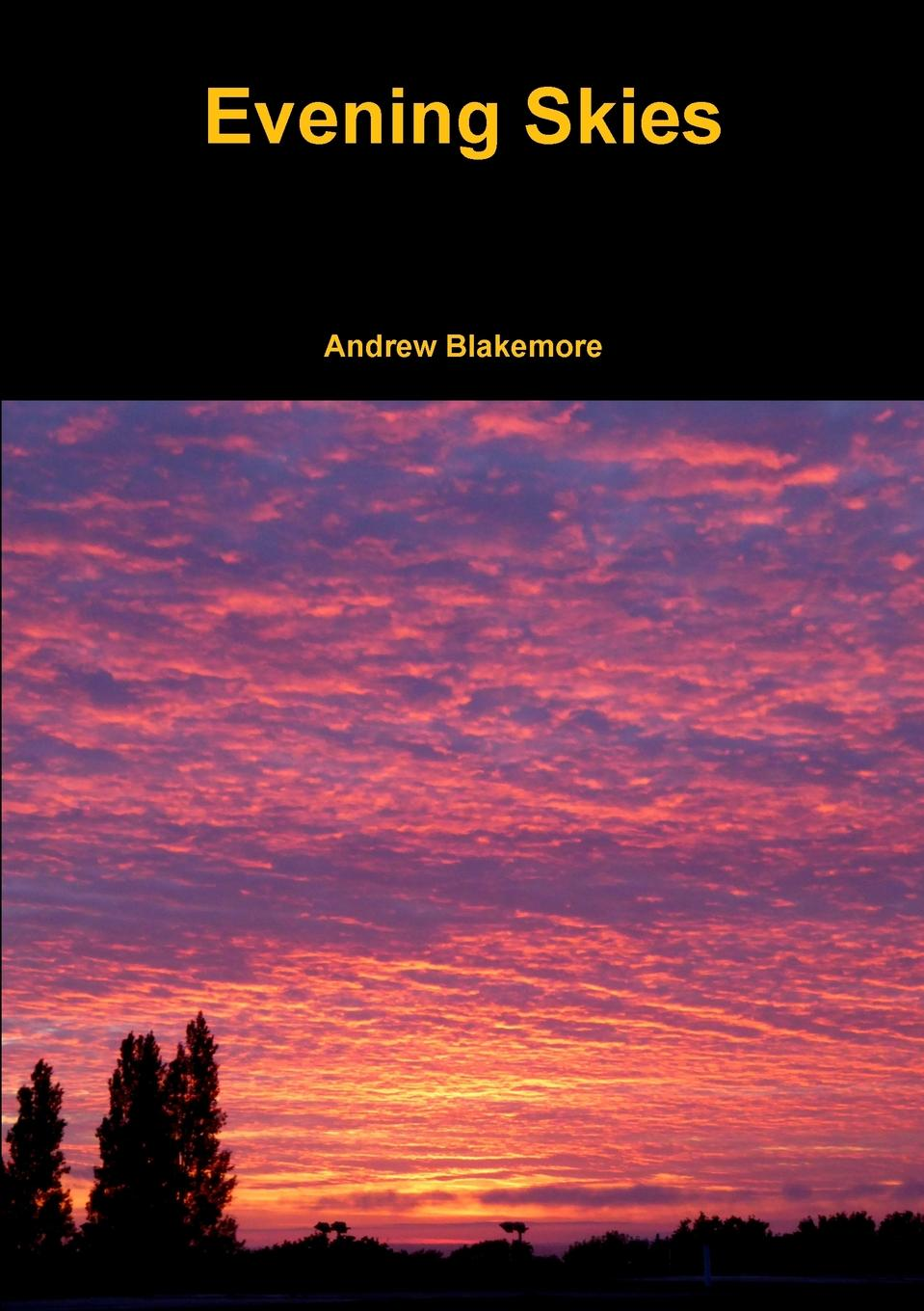 ANDREW BLAKEMORE Evening Skies miller andrew meditations on the twenty third and eighty fourth psalms