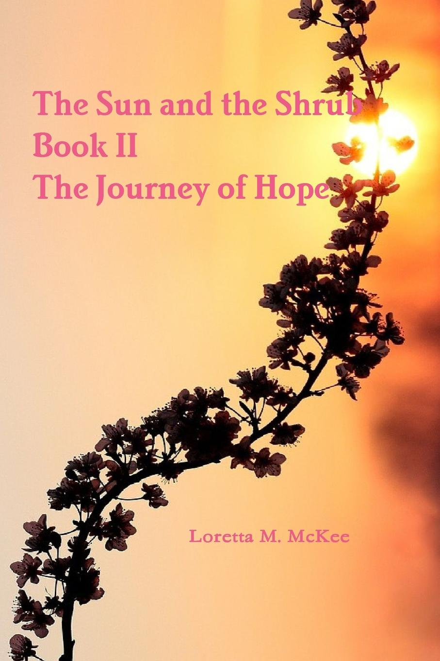 Loretta McKee The Sun and the Shrub - Book 2. The Journey of Hope s magnenat to hope