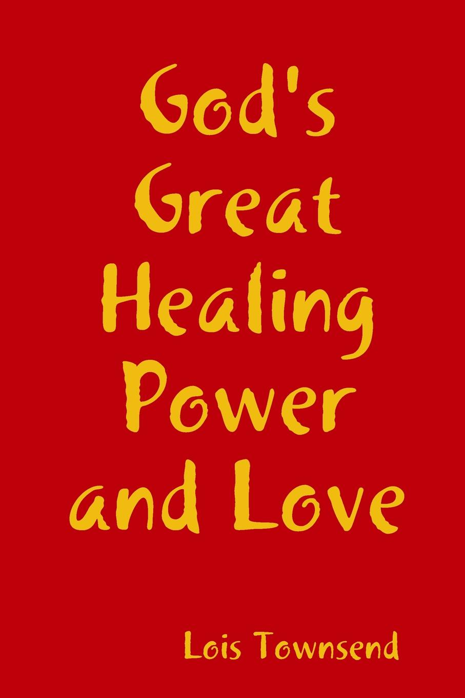 Lois Townsend God.s Great Healing Power and Love футболка affliction