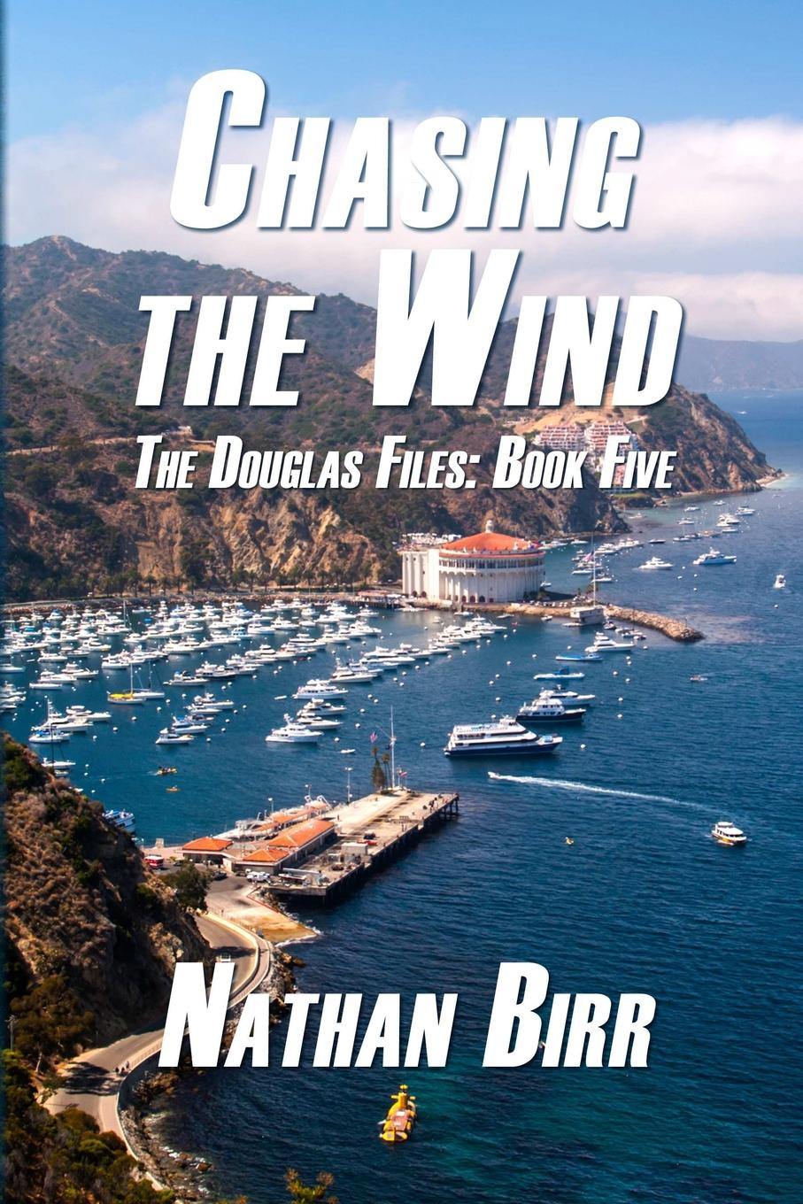 Nathan Birr Chasing the Wind - The Douglas Files. Book Five abby takes a stand