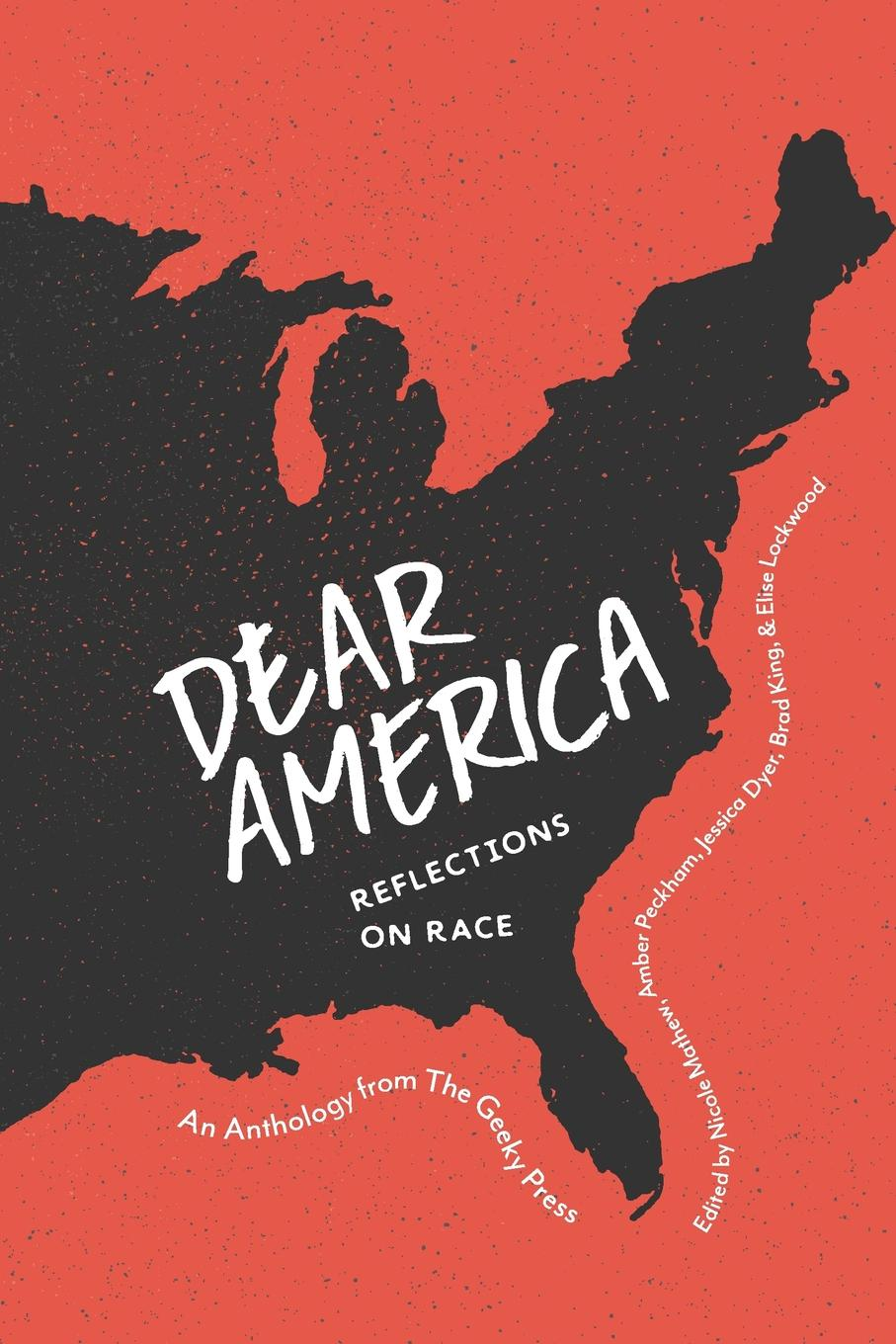 Brad King, Amber Peckham, Nicole Mathew Dear America. Reflections on Race vladimir kernerman the big green tent – we under it reflections and comments