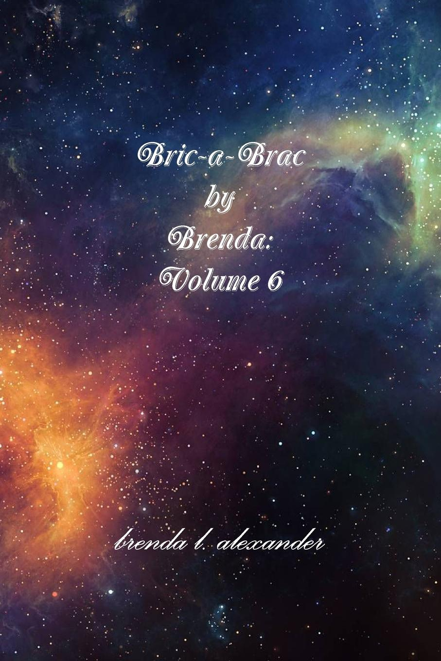 бренда ли brenda lee brenda that s all all alone am i brenda alexander Bric-a-Brac by Brenda. Volume 6